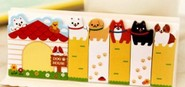 Kawaii - sticky notes hondjes